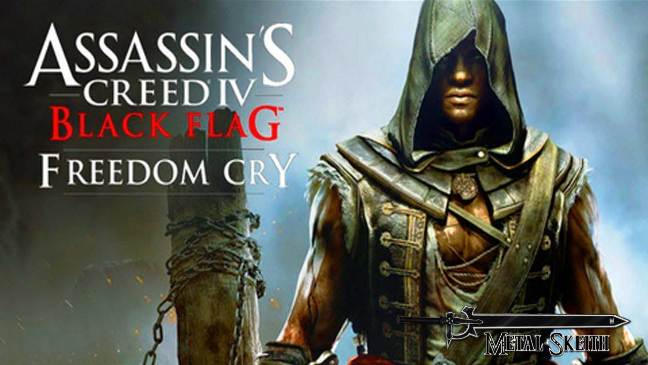 Assassin's Creed: Freedom Cry - Partida Completa