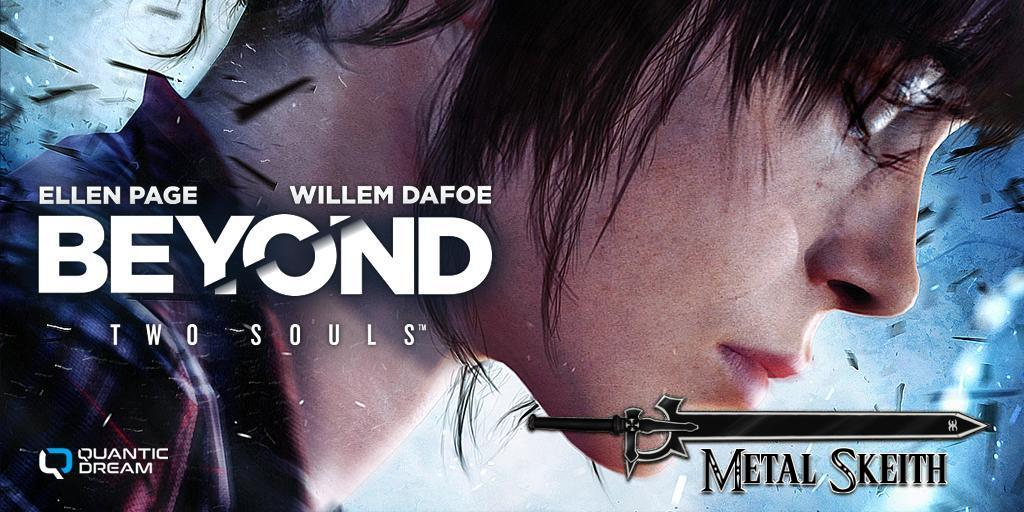 Beyond Two Souls - Partida Completa