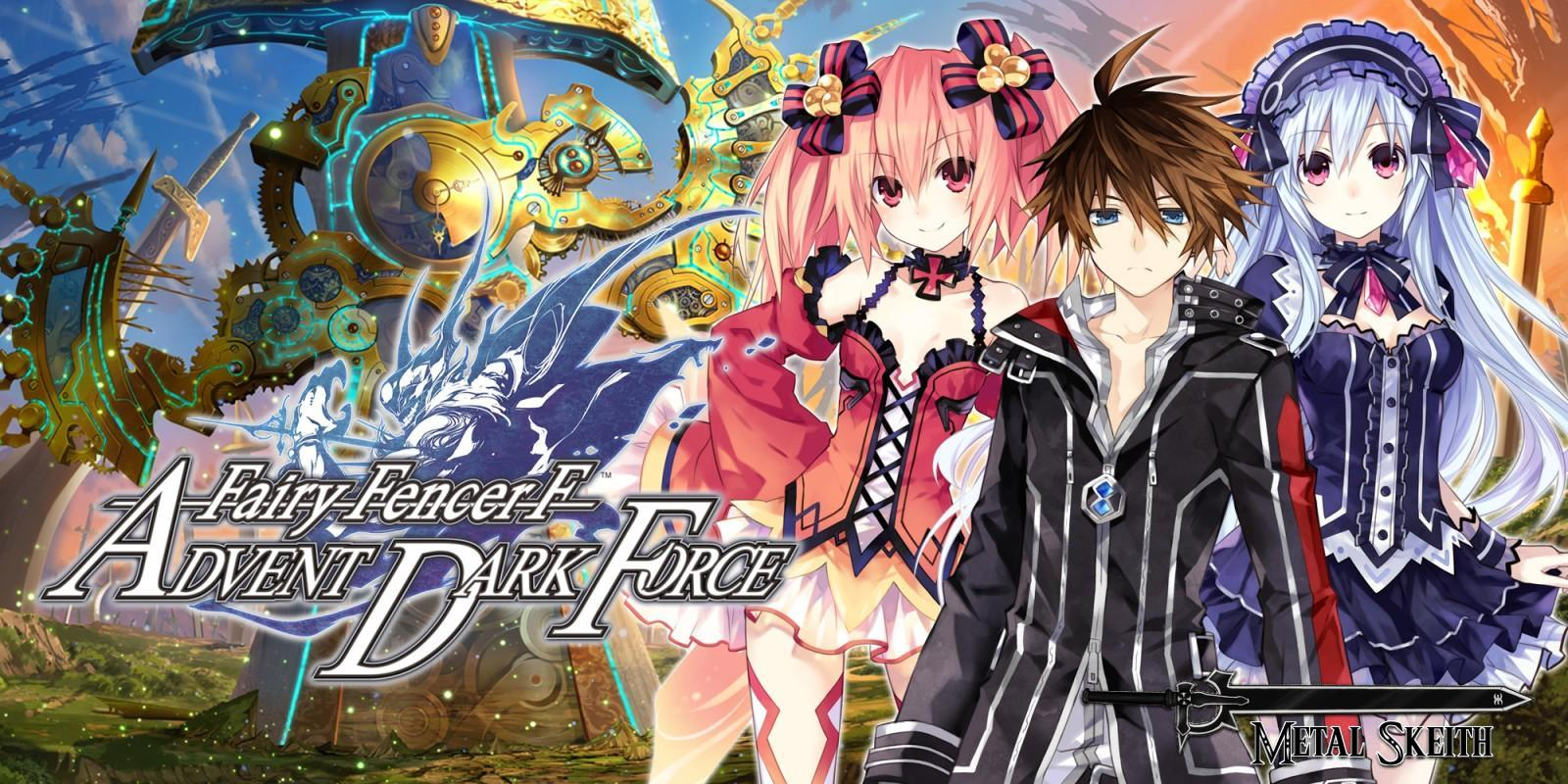 Fairy Fencer F Advent Dark Force - Partida Completa