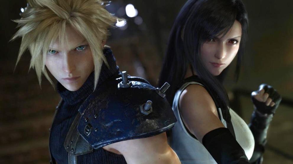Final Fantasy VII Remake - Partida Completa