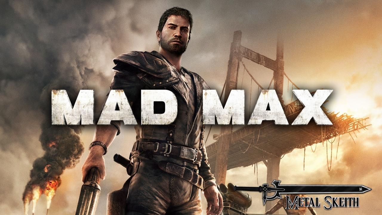 Mad max - Partida Completa