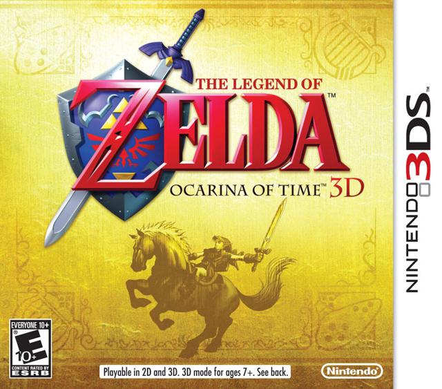 The Legend of Zelda, Ocarina of Time 3D