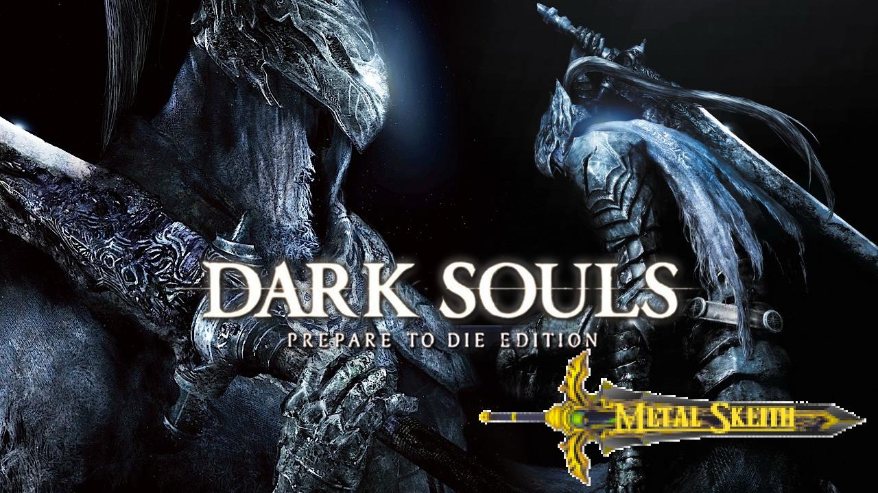 Dark Souls, Prepare to die Edition