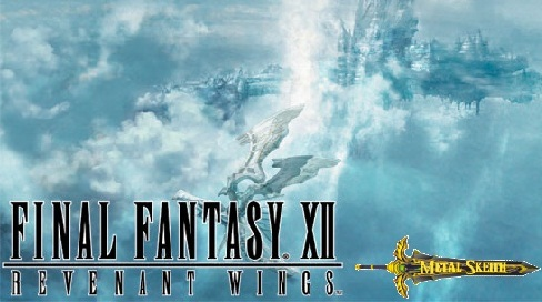 Fantasy XII Revenant Wings