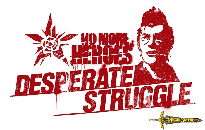 Analisis: No More Heroes 2: Desesperate Struggle